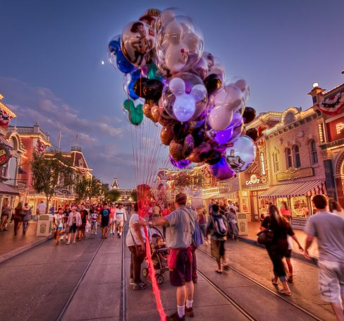 Where to buy mickey ears in the parks
