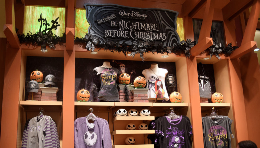 Where To Buy Mickey Ears Online - Nightmare Before Christmas Display