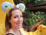 Winnie The Pooh Mickey Ear Tutorial