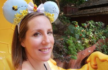 Winnie The Pooh Micky Ear Tutorial