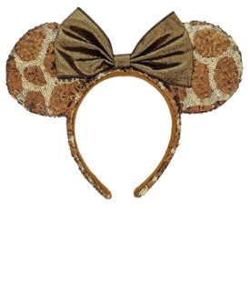 Animal Print Mickey Ears