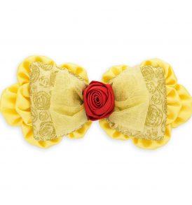 disney bows belle bow 01