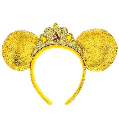 disney mickey ears belle crown ears 01