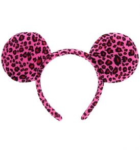 disney mickey ears cheetah animal print ears 01