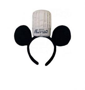 disney mickey ears chef mickey food wine ears 01