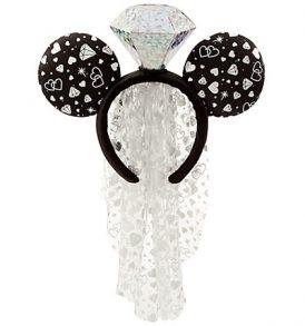 disney mickey ears diamond wedding ring ears 01