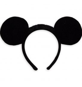 disney mickey ears fuzzy swap your bow ears 01