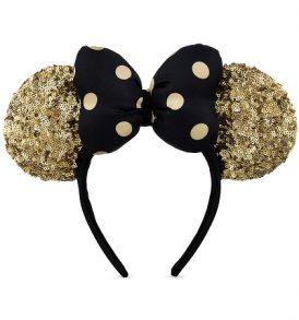 disney mickey ears gold sequined ears 01