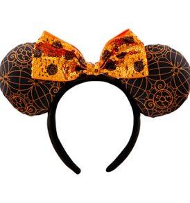 disney mickey ears halloween pumpkin ears 01