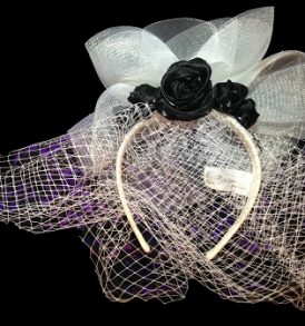 disney mickey ears haunted mansion lace ears 01