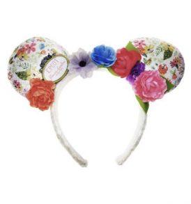 disney mickey ears holiday epcot flower ears 01