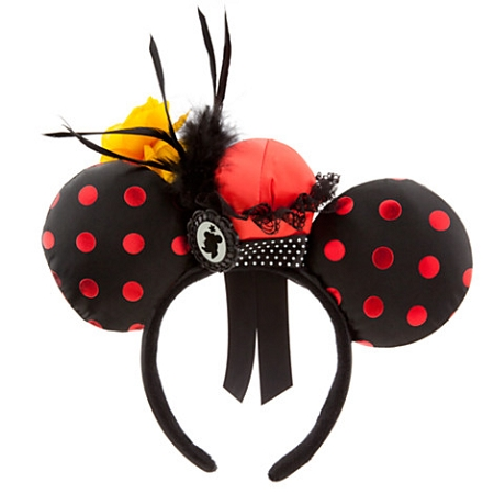 disney mickey ears minnie mouse feather ears 01