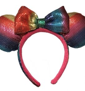 disney mickey ears rainbow sequined ears 01