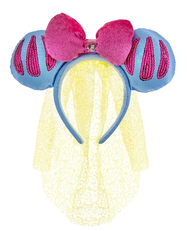 disney mickey ears snow white veil ears 01