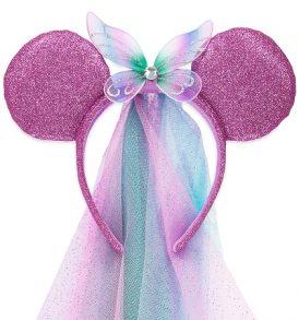 disney mickey ears veiled minnie mouse glitter ears 01