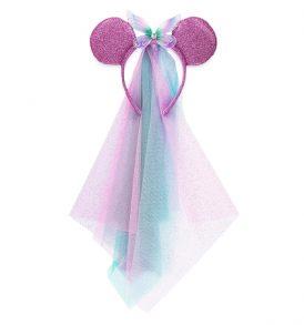 disney mickey ears veiled minnie mouse glitter ears 02