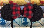 mickey ear fabrics headbands