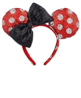 Sequin Mickey Ears